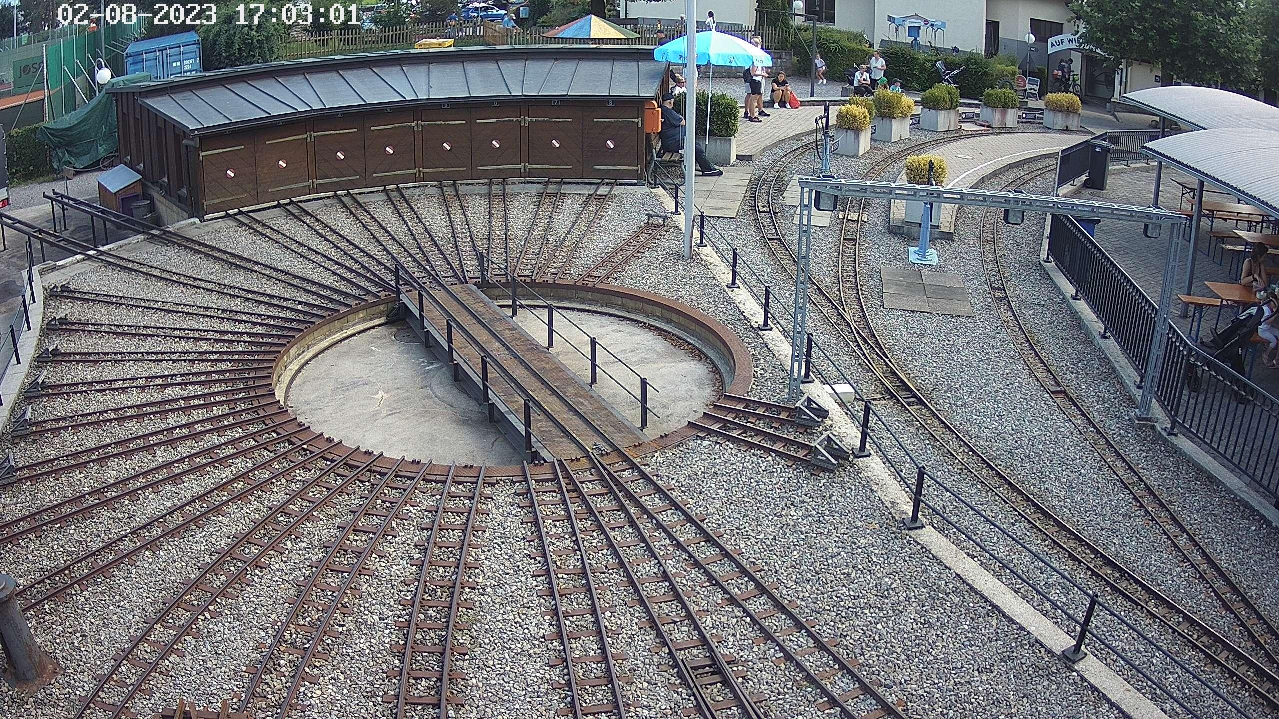BahnhofVorneWebcam